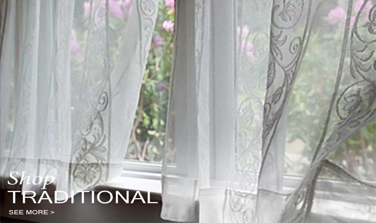 Exceptional Lace Curtains